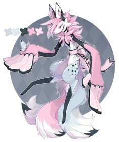 Scarfox Auction (closed) by Kawiku on DeviantArt