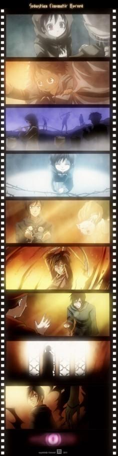 Sebastian's Past