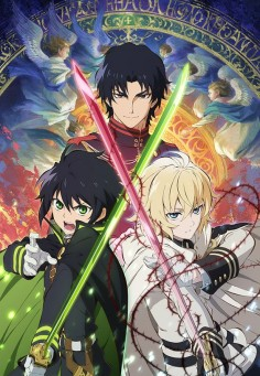Seraph of the 't wait for this anime!!!