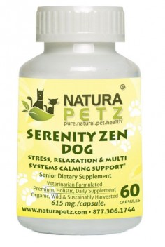 Serenity Zen Dog and Cat for Anxiety - Stress, Relaxation & Multi-Syst