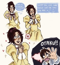 Shut up hanji that's not a ship ERERI FOR LIFE! I have no