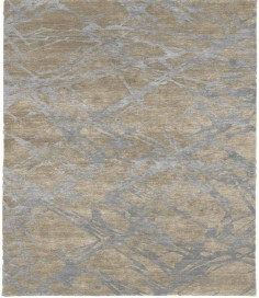Silver Mist Hand Knotted Tibetan Signature Rug from the Tibetan Rugs 1 collection at Modern Area Rugs