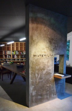 singapore office by materium architecture group I LOVE interior concrete