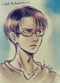 Sketch: Megane Rivai by AkariMarco