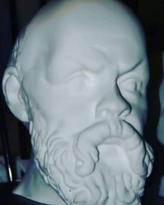 ساخت مجسمه با پرینتر سه بعدی ( اندازه 30 سانتیمتر)  چاپ مجسمه ای از خودتان با دسکام... You can just imagine and Print it. Print a head (statue)(30 cm). #مجسمه_سازی#مجسمه#پرینتر_سه_بعدی#چاپ_سه_بعدی#دسکام#حرفه_ای#طراحی#ماکت_سازی#  #DesCom#design#statue#3ddesign#3dmax#3dmaxdesign#3dprinting#3Sprint# by 3ddescom