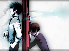 So sad. ;___; Kogami x Akane