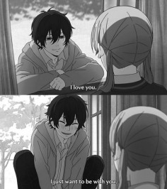 So sweet! #anime