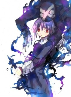 Soul Eater - Crona and Ragnarok. I can't deal with this! ... There's a reason I got the nick name
