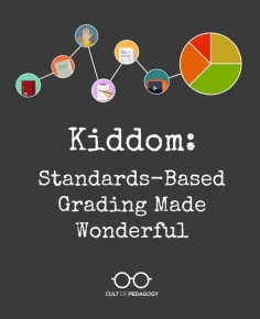 Standards-based grading can be time-consuming. By instantly crunching the numbers, Kiddom gives you that time back so you can focus on personalized instruction. Continue Reading →
