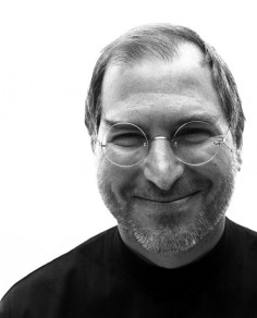 Steve Jobs | by Christian Witkin