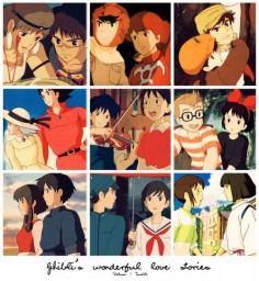 Studio Ghibli Love