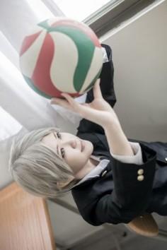Sugawara Koshi (by KANADE) | Haikyuu!! #anime #cosplay