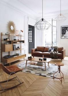 Suspension origami Maisons du Monde / Suspension : 15 idées déco pour illuminer son intérieur - Marie Claire Maison