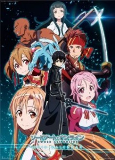 Sword Art Online. Small Description: A video game whiz helps create a new technology that enables players to guide their online avatars with their own bodies -- but a dark twist emerges. Rating on Netflix: ★★★★ (4 1/2 stars)