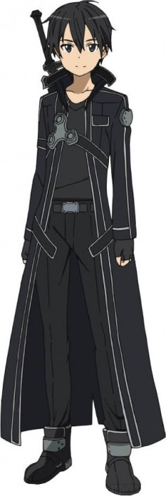 × 905 Search by image File:Kirito Full  sword art online kirito - Google Search