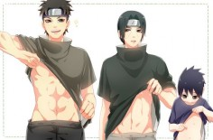 Tags: NARUTO, Uchiha Sasuke, Uchiha Itachi, Uchiha Shisui, Uchiha Brothers, Pixiv Id 7170363