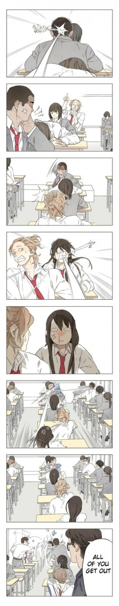 Tamen Di Gushi Chapter 1 Page 6