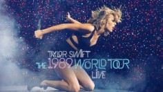 Taylor Swift's 1989 World Tour documentary is now streaming on Apple Music