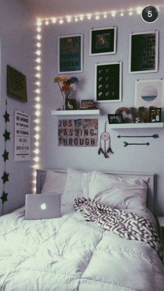 teen bedroom idea for girls