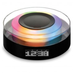 The Aroma Therapy Clock - Hammacher Schlemmer Have the best smelling dorm room around!! =)