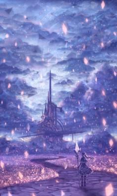 The Art Of Animation, #beautiful #anime #art