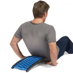 The Back Stretching Pain Reliever - Hammacher Schlemmer