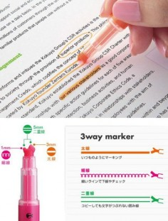 The coolest highlighter  NEED these!!!