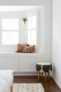 The home sports large window sills, perfect for curling up in the sun or displaying some of your favorite things. *Cue Julie Andrews sing-along now.