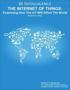 The Internet of Things Report