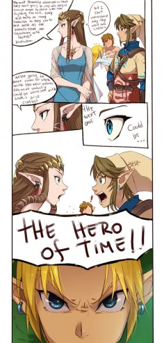 "The Legend of Zelda: Ocarina of Time, The Legend of Zelda: The Wind Waker, The Legend of Zelda: Twilight Princess (Super Smash Bros. Brawl), The Legend of Zelda: Skyward Sword, and Hyrule Warriors / Link, Princess Zelda, Zelda, Fi, Navi, and Toon Link / ""I think I'm posting this a bit late but ….I don'"" - Work by Hunter x Hunter ♥ The Legend of Zelda (3)"