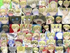 The many faces of Tamaki