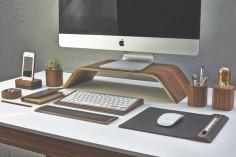 The Men's Shop: Get Yourself a Grown Up Desk #menslifestyles