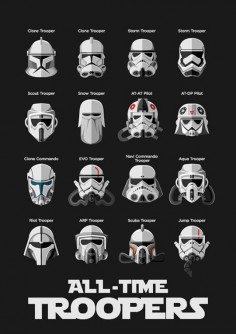 The Troopers Series by goodmorningnight