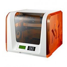 The XYZprinting da Vinci Jr. is one of the more affordable #3Dprinters on the market. XYZprinting has quickly become one of the biggest names in the sub-$1,000 market for 3D printers and, in general, they produce fairly solid 3D printers. Ultimately, if you're looking for an affordable 3D printer for your kids (or yourself), the da Vinci Jr. is definitely a viable option to consider. #3dprinting #3dprinter