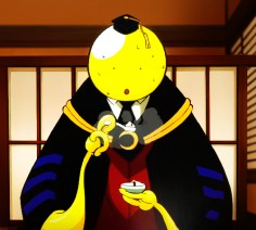 This is a really cool GIF, to be honest. - DA | Koro-sensei | Assassination Classroom