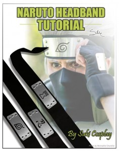 This is my English tutorial for how to make Naruto headbands, like the ones I sell here on this store. With this you will be able to create your own Naruto headbands and learn useful techniques that can be used on any projects. After your purchase, you will receive an email with a link to