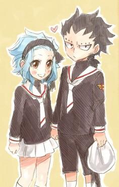 this is so cardcaptor sakura style!!!! but  it s the same school uniform
