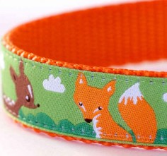 This very foxy collar.