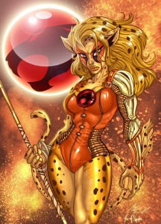 ThunderCats: Cheetara