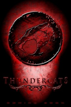 Thundercats movie poster by ~roo157 on deviantART