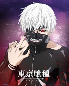 Tokyo Ghoul - Kaneki - Official Mini Poster