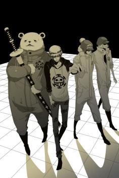 #TrafalgarLaw #opeopenomi #Shichibukai #Corazon #onepiece #pirate #anime #manga #fanart