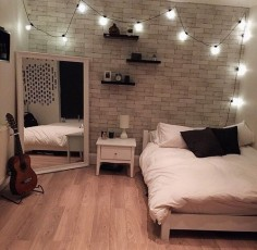 tumblr bedrooms — dormtrends: Beautiful Dorm room!