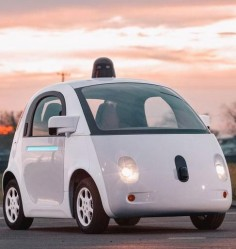 Uber may have new competition with Google's self driving cars