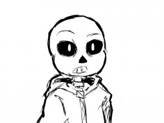 Undertale Anime | Undertale - Sans animation by denevert on DeviantArt
