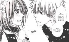 Usui and Misaki (Kaichou wa Maid-sama!)