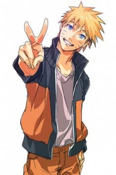 Uzumaki Naruto ♥ #naruto #uzumaki