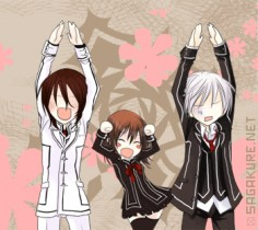 Vampire Knight Funny | Vampire Knight - Vampire Knight Fan Art (24437948) - Fanpop fanclubs click on it its a gif