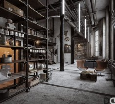 very-industrial-loft