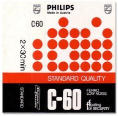 vintage cassette tape cover